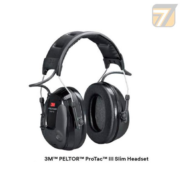 Protección audtiva 3M PELTOR ProTac III